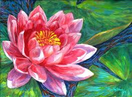 Painting of the Lotus
